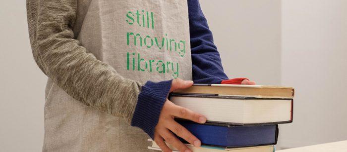 still moving library