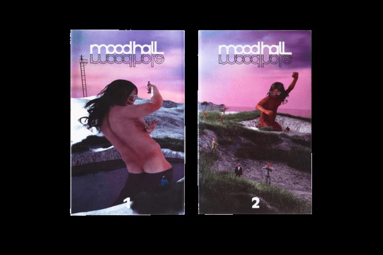 カワイオカムラ 「ムード・ホール」(1, 2巻セット)